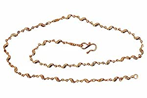 Jewbang Gold Plated 18 Inch Chain For Women-JB815