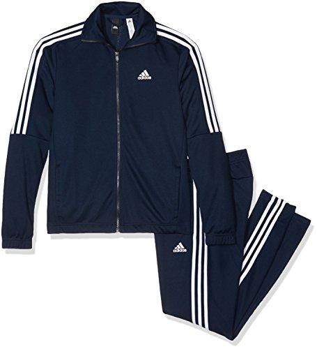 Adidas Herren Trainingsanzug Tiro TS, Herren, Herren, Tiro TS, azul (maruni / blanco), 7