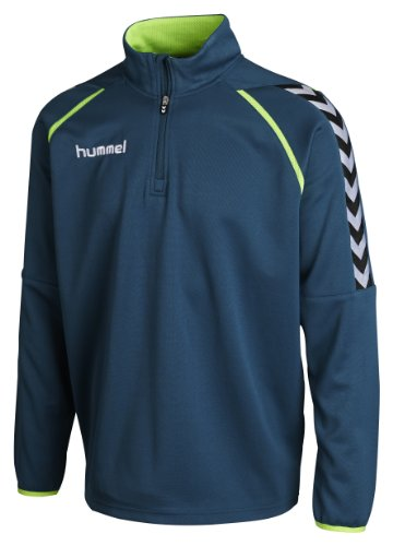 Hummel Sweatshirt Stay Authentic Poly, Legion Blue, L