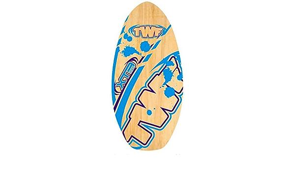 TWF Sports nautiques pour enfants en bois Skim planches/ /94/cm