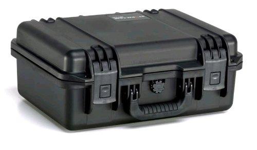 Peli-Storm IM2200 Koffer mit Schaum, Schwarz
