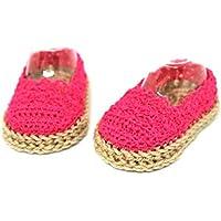Espadrilles bébé rose, Chaussures bébé d'été, Sandales bébé, Chaussures bébé nouveau-né, Bottillons bébé fille, Chaussons bébé, Chaussures hippies
