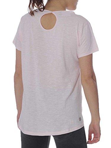 Fred Perry S7wcat6b, T-Shirt Femme, Bleu P690