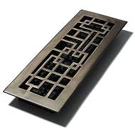 Decor Reiben 4-Zoll von 35,6cm Abstrakt Boden Register, AB414-RB