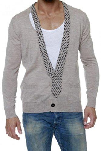 Preisvergleich Produktbild Jean Paul Gaultier Herrenpullover 10054122,  Größe:S;Farbe:Schwarz