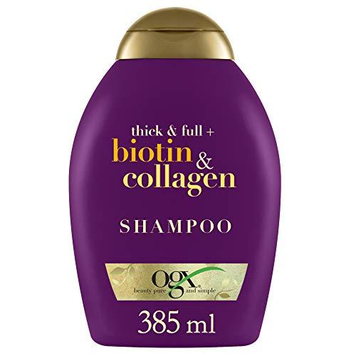 OGX Thick & Full Biotin & Collagen Shampoo, 1er...
