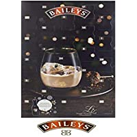 Baileys Original Irish Cream Chocolate Truffles Advent Calendar 5.8G | Luxury Christmas Chocolate