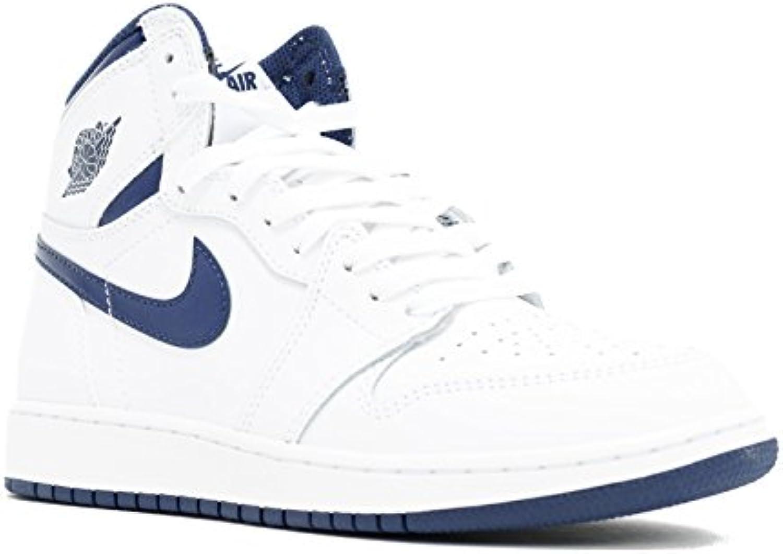 Nike Air Air Air Jordan 1 Retro High OG BG Hi Top Trainers 575441 Scarpe da Ginnastica   acquistare  f3f24f