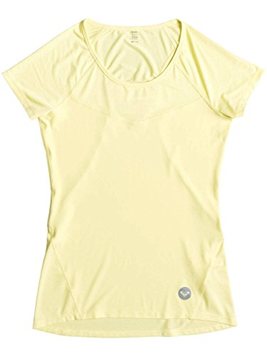 Roxy Damen Top Tier T-Shirt Citrus