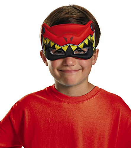 Generique - Power Rangers Halbmaske Dino Charger
