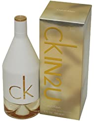Calvin Klein CK IN2U for her,  Eau de Toilette, 1er Pack (1 x 150 ml)