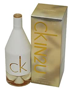 Calvin Klein CKIN2U for Her Eau de Toilette Spray - 150 ml