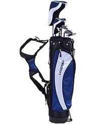 Legend Set Demi Série Junior Club de golf pour gaucher Enfant