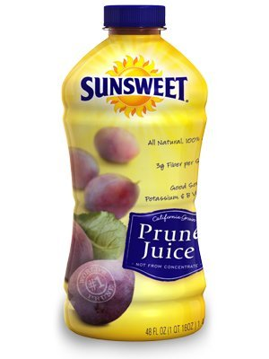 Californian Prune Juice - 1ltr