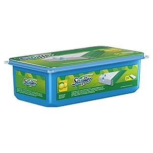 Swiffer Wet Wischtücher Nachfüllpackung, 3er Pack (3 x 24 Stück)