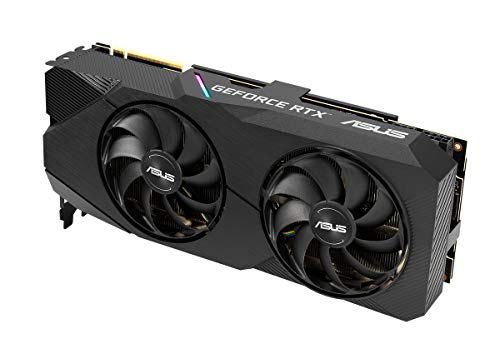 Asus Dual GeForce RTX 2080 EVO 8GB GDDR6 - Tarjeta Gráfica