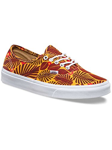 Vans-Zapatillas-de-skateboarding-de-Lona-para-mujer-Tropic-Havana-Port-RoyaleCitrus-color-talla-39-EU