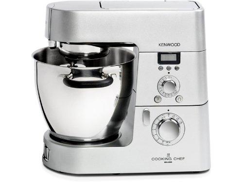 Kenwood KM084 - Robot da Cucina Cooking Chef argento
