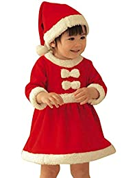 Preisvergleich für Riou Weihnachten Baby Kleidung Set Kinder Pullover Pyjama Outfits Set Familie Kleinkind Kind Baby Mädchen Kostüm...