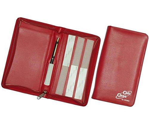 Schutztasche für Grafikrechner, rot