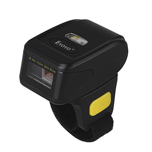Elikliv Eyoyo Mini 1D Bluetooth Wireless Lector Codigo Barras Inalámbrico...