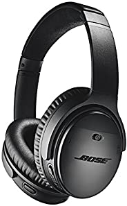 Bose QuietComfort 35 II Noise Cancelling Bluetooth Headphones - Cuffie Over-Ear Wireless con Microfono Integra