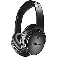 Bose QuietComfort 35 (Series II) Wireless Headphones, Noise Cancelling with Alexa built-in - Black