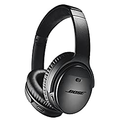 Bose 35 II Quiet Comfort Wireless Headphone (Black)