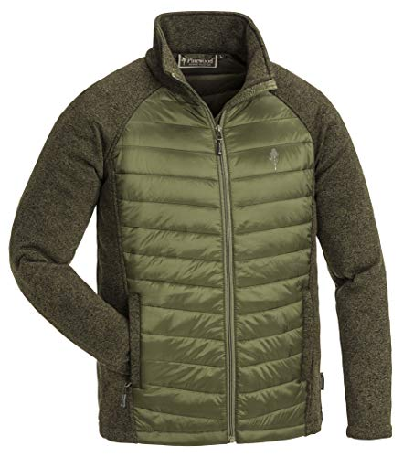 Pinewood Steppjacke Herren Padded Gabriel Outdoor Jagd Angeln Strickjacke Schwarz Orange Grün...