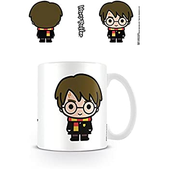 Harry Potter Mg24464 Multi Coloured 11oz 315ml Kawaii Harry Ron