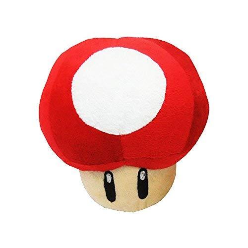 (Super Mario Bros. Anime Roter Pilz Plüsch)