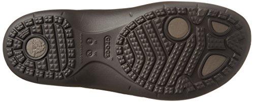 Crocs Modi Sport Flip Flop Flip Flop Espresso/Walnut