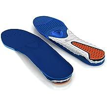Spenco Total Support Gel Plantillas para zapatos anatómicos bajar - soporte de pié y extra Daempfungssystem - 36-38 nWjnif0DNi