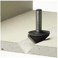 Festool 491001 - Fresa para placas de cartón enyesado HW, vástago 8 mm HW S8 D32/90°