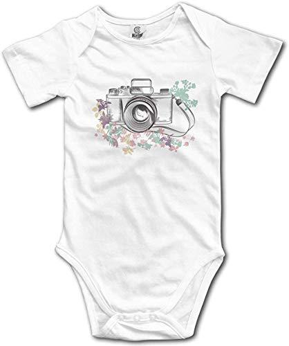 Nascb Kleinkind Klettern Bodysuit Kamera Zeichnung Infant
