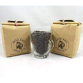 Thai Coffee Akha Ama Pure Arabica Espresso Bohnen für Kaffeeautomat, Packung 2 x 250 g