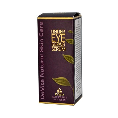 DEVITA NATURAL SKIN CARE, UNDER EYE REPAIR SERUM 15 ML EA 1 by DeVita