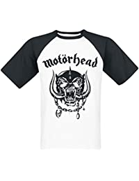 Motörhead Everything Louder T-Shirt white-black L