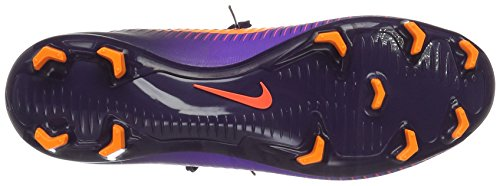 Nike 831961-585, Chaussures de Football Homme Multicolore (Lila Dynastie/Hyper-Traube/Pures Karmesinrot/Leuchtendes Zitrus)