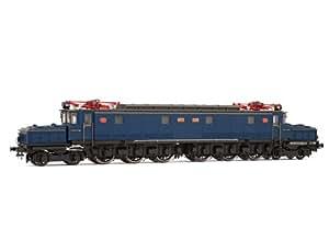 Electrotren - EL3018S - Modélisme Ferroviaire - Locomotive Electrique Norte 7206 DC Digital Sonorise