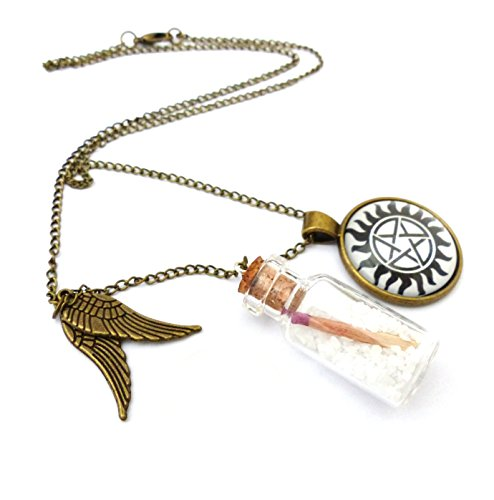 Collana Ala Stella Sale - Supernatural