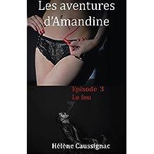 Le fou (Les aventures d'Amandine t. 3)