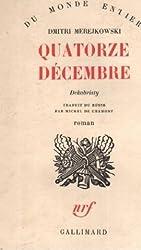 Quatorze décembre