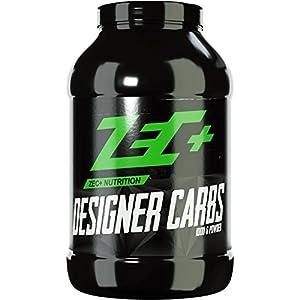 ZEC+ DESIGNER CARBS   schnelle Kohlenhydrat-Formel mit Cluster Dextrin® und WMS   ideal vor, während und nach dem Training   schnelle Regeneration   verbessertes Muskelwachstum   1000g