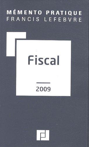 Fiscal par Francis Lefebvre