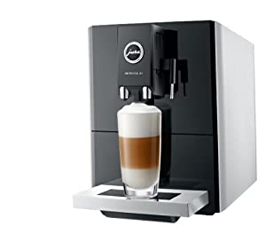 Jura Impressa A5 One Touch Coffee Machine, 1450 Watt, 15 Bar, Platinum