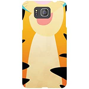 Samsung Galaxy Alpha G 850 Fantastic Matte Finish Phone Cover - Matte Finish Phone Cover