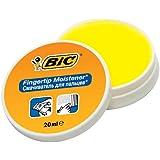 BIC Fingeranfeuchter BIC la yema del dedo, 20 ml, weiß / naranja