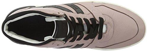 Boss Orange Stillnes, Sneakers Hautes Homme Rose (Light/Pastel Pink 680)