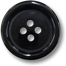 Lederknopf  hellbeige mit Echtleder bezogen 23 mm